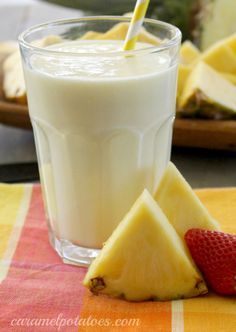 Pineapple Smoothie 041