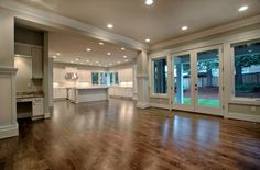3151 110th Ave SE Bellevue, great entertaining spaces