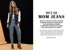 Ain't No  Mom Jeans!