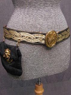 medieval, belt, medieval