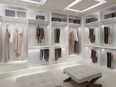 Dressing Room - All White