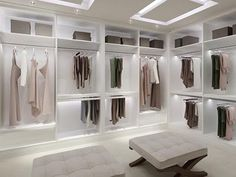 Dressing Room - All White
