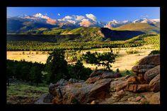 Rocky Mountin National Park,...: Photo by Photographer Ya Zhang - photo.net