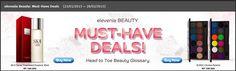 Elevenia Beauty: Must-Have Deals, 23 Januari Sampai 28 Februari 2015