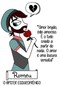 """Maldito Romeu!"" - Giovanna Rubbo  # Desenho # Drawing # Dibujo # Romeu e Julieta # Romeo And Juliet"