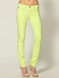 The Stilt Cigarette Leg Skinny Jeans   # Pinterest++ for iPad #