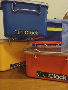 Vintage Erik Kold Plast New Old Stock Click-Clack by modalabode