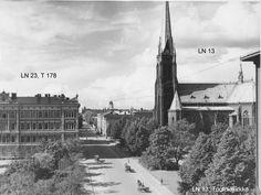 VirtualViipuri - LN13 - Linnoitus district, Block 13