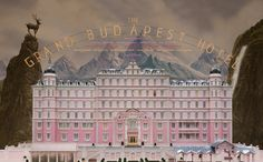 The Grand Budapest Hotel: Wes Anderson