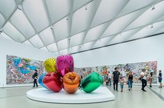 The Broad, 221 S Grand Ave, Los Angeles, CA, USA
