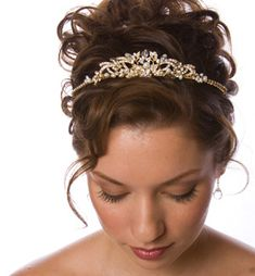 Unique Bridal Hairstyles for Long Hiar with Veil Half Up 2013 For short hair indian Half Up Half Down | Bridal Hairstyles