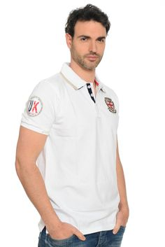 Polo-Homme-Geographical-Norway-Kayak-Blanc-B.jpg (
