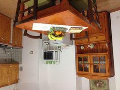 Casa Benavet, la sala da pranzo e sul tavolo il nostro benvenuto.