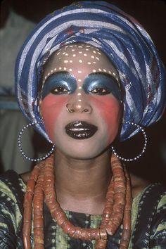 Wife of Fela Kuti    Fela Queens