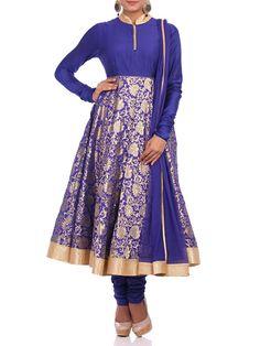 Nice Anarkali Suit
