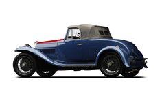 Bugatti Type 40A 1931