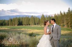Lake Tahoe Wedding, PJ's Bar and Grill © Melanie Soleil Photography