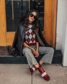 "734 Me gusta, 18 comentarios - EVA R. (@the_peach_skin) en Instagram: ""In love with this girl ❤️👉🏼 #inspo #via @discodaydream #blog #blogger #inspiration #fashion…"""