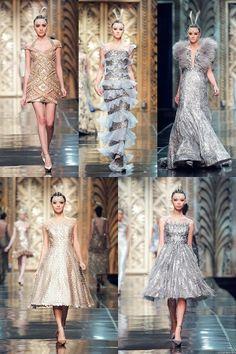 Sylwia POSH For Sebastian Gunawan At Jakarta Fashion