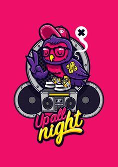 Up All Night by cronobreaker.deviantart.com on @deviantART