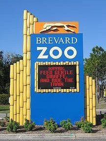 Brevard Zoo, Melbourne, FL  Great Zoo!