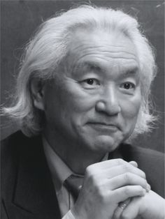 Theoretical physicist Dr. Michio Kaku. Smarter than Einstein.
