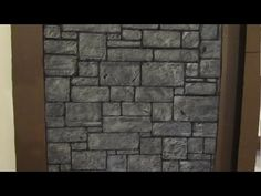 This is a tutorial showing you how to make stone walls, castle walls and medieval walls out of sheets of foam. I show you what foam to use, how to carve it a...