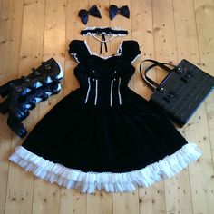 The hare in the hills Hare, Black, Dresses, Fashion, Vestidos, Moda, Black People, Fashion Styles, Bunny