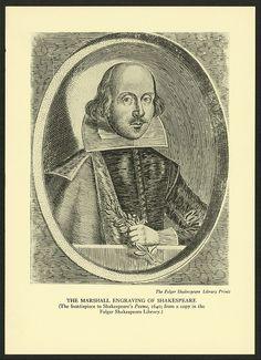 Index Love's Labour's Lost, New York Public Library, William Shakespeare, Portrait, Men Portrait, Portraits