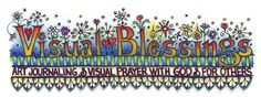 visual blessings blog. Art journaling and visual prayer with God and for others. Valerie Sjodin