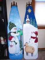 Wooden Ironing Boards by Holliewood1391
