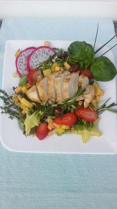 Der Frühling ist da und wir haben frühlingshafte Gerichte für euch! 