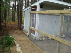 Coop De Bill  For many years I had an interest in chickens and small scale farming in...