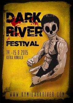 Finland, Festivals, Comic Books, Artists, River, Comics, Dark, Music, Summer