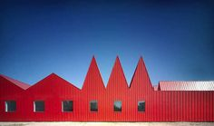 RED: Young Disabled Modules and Workshop Pavilions by José Javier Gallardo ///g.bang///