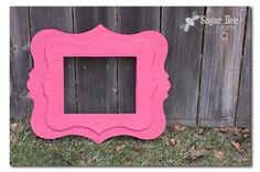 DIY Foam Frames of Awesomeness - Sugar Bee Crafts