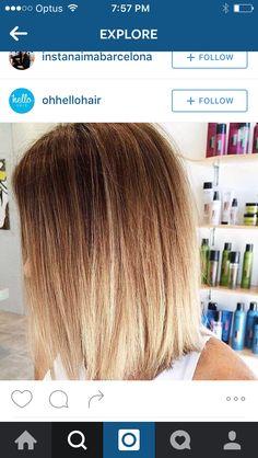 Baylyage hair blonde
