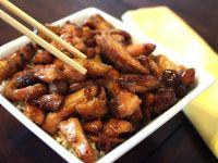 Panda Express Mandarin Chicken Copycat Recipe (Todd Wilbur, top secret recipes)