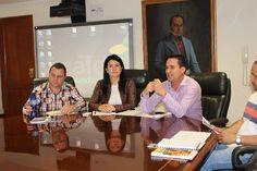 Alcalde Henry Arias asistió a la presentación del Congreso Nacional de…