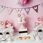 Ice Cream Neapolitan Cupcake Toppers Birthday Party Ideas