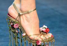 Dolce & Gabbana, FW 2013  D'habitude je les aime pas. Mais là....