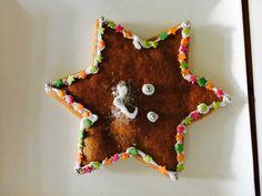 Sternenlebkuchen