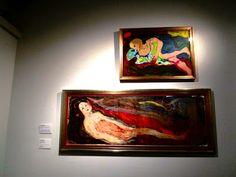 Popkulttuuria ja undergroundia: Cris af Enehielm ja sukellus ihanaan värikylläiseen, rivoon, röyhkeään ja itsenäiseen taiteeseen