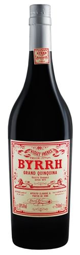 Summer sipper-Byrrh is created by macerating South America Quinquina, coffee, bitter orange, colombo and cocoa in Muscat Mistelles, which is then matured in oak casks. The fruit-forward wine lends natural sweetness