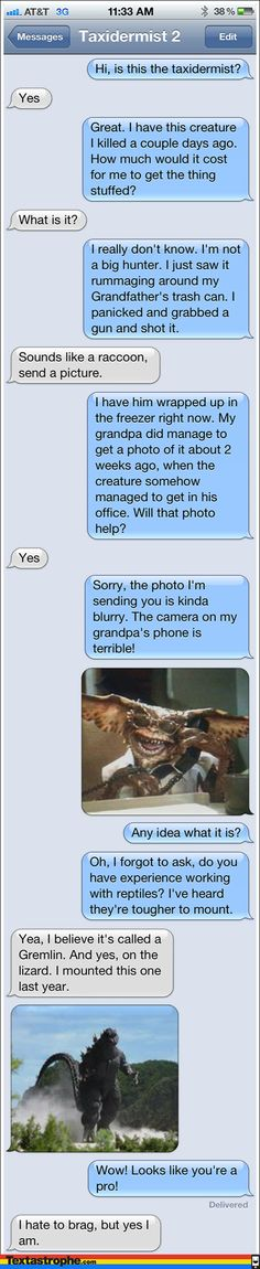 The 9 Most Epic Texting Pranks Of All Time. The 3rd One Killed Me...LOL! | News-Hound