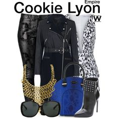 Inspired by Taraji P. Henson as Cookie Lyon on Empire. Queen Fashion, Big Girl Fashion, Trendy Outfits, Cute Outfits, Tv Show Outfits, Casual Cosplay, Cookie Lyon, Everyday Dresses, School Fashion