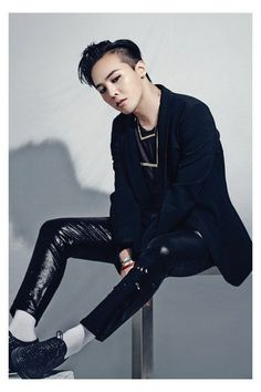 G-Dragon - Guiseppe Zanotti in Cosmopolitan Hong Kong Magazine September Issue '15 (BTS)