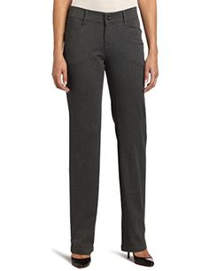 00634cfa Lee Women's Relaxed-Fit Plain-Front Straight-Leg Pant at Amazon Women's  Clothing store: Lee Jeans Women