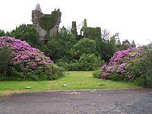 Buchanan Castle - Wikipedia, the free encyclopedia