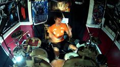 My Songs Know What You Did In The Dark - Drum Cover - Fall Out Boy (ligh...
